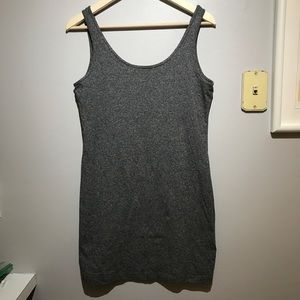 H&M Gray Tank Dress size L